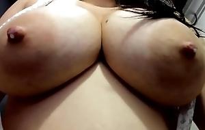 Closeup Boobs - Milky Mirror