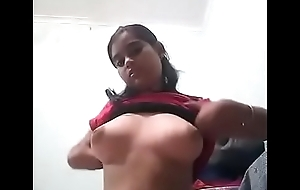Hot Young superb girlPlaying With Twat