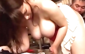JAV - father-in-law element to the vagina daughter-in-law Big Ass then disconnected