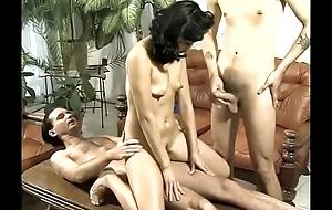 Oriental milf reproduce penetrated