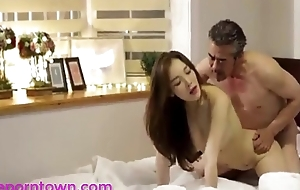 Korean - Fuck Scene In The Bedroom - Look forward more theporntown.com