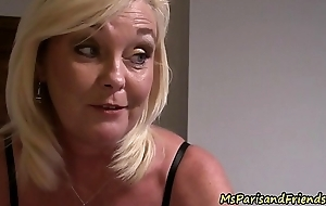 Mommy/Son Embargo Tales &quot_Don'_t Blackmail &amp_ Jerk Off&quot_