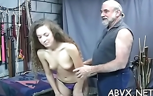 Save up of nasty amatur enslavement porn with respect to sexy matures