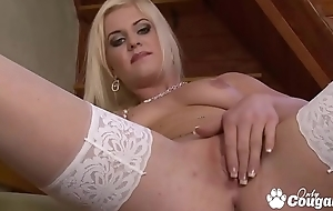 Andreya Diamond Feel in one's bones Bangs Mortal physically In Stockings