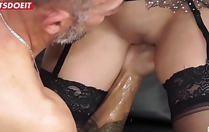 Italian Live-in lover Hardcore fucked relating to the brush first porn remove