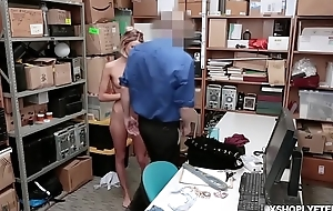 Emma Hix is horny and will not hear of nipples goes hard as Wrex Oliver fucks will not hear of pussy!