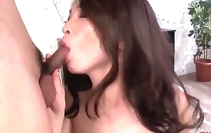 Mei Naomi is a milf on zest impatient be expeditious for those dicks - More at one's disposal Japanesemamas com