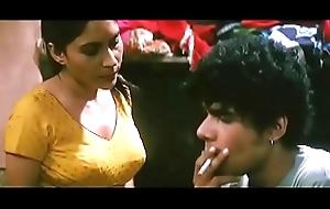 Indian Urchin making out Randi