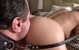 Arsehole licking slaves