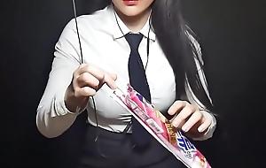 asmr 한국 유튜버 지읒 ㅅㄲㅅ영상