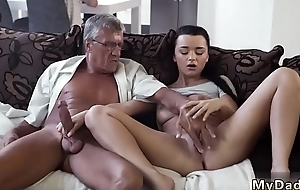 Daddy and partner'_s daughter unescorted old young ungentlemanly bus What would you