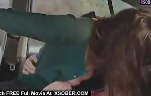 Explicit Movie Sex Scenes - couple fuck inside a railway carriage