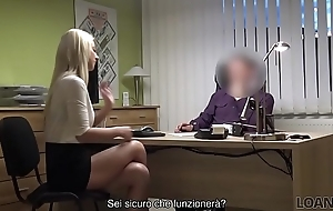 LOAN4K. Niente patente, mummy sesso shoe-brush l'_agente dei prestiti