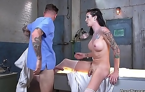 Undertaker punished plus anal banged by tranny