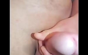 Cock knead masturbation