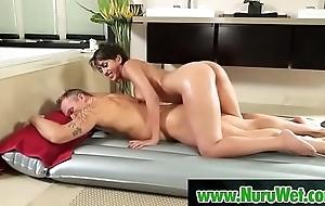 Milf masseuse sucking big bushwa - Marcus London &amp_ Sophia Leone