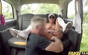 Fake Taxi Anal distention of the fruity kind