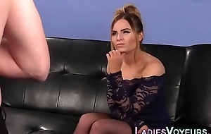 Glam be suffering with femdom babe in arms