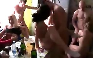 Czech orgy I