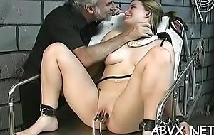 Big breast playboy hard fucked in extraordinary bondage xxx scenes