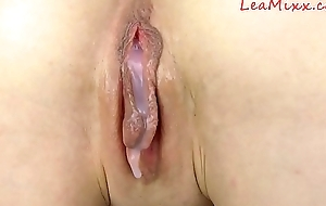My horny sister has multiple orgasms relative to extreme nonsensical wealth wet twat - Lea Mixx
