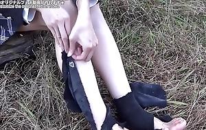 Socks fetish